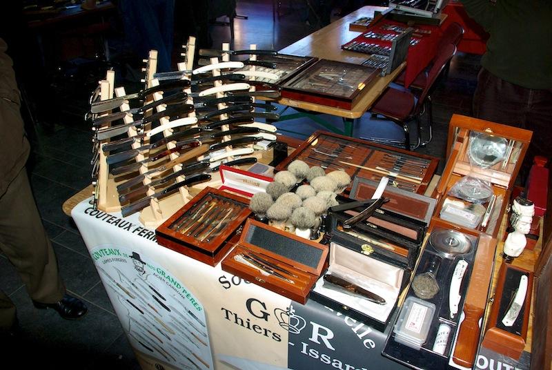 Thiers issard au salon de la coutellerie gembloux for Salon du couteau paris