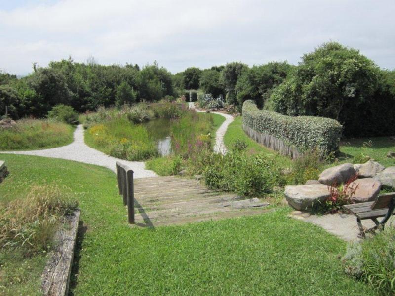 Ballade au jardin botanique paul jovet de saint jean de luz for Jardin entretien jean paul traineau