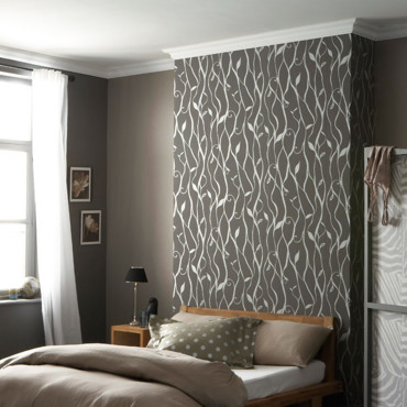 Besoin de vos conseils pour notre futur chambre - Papier peint cuisine castorama ...