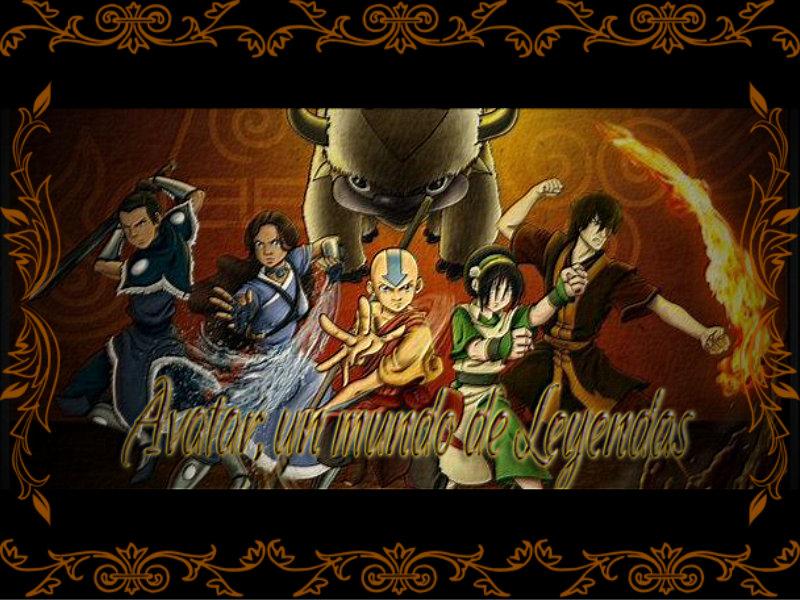 Avatar, un mundo de leyendas