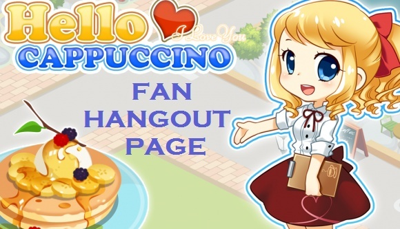Hello Cappuccino Forum